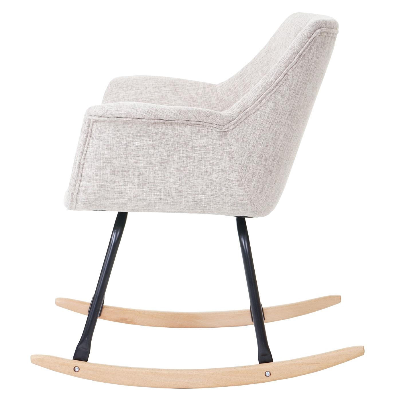 schaukelstuhl malm t820 schwingsessel relaxsessel ebay. Black Bedroom Furniture Sets. Home Design Ideas