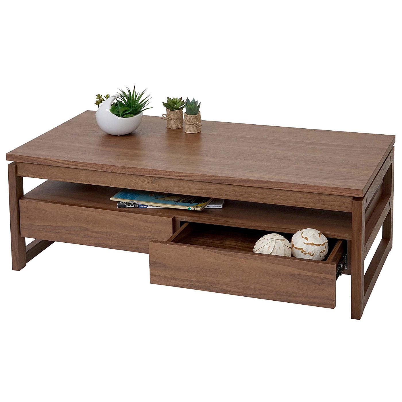 Table basse de salon baar buffet avec tiroirs for Wohnzimmertisch ebay