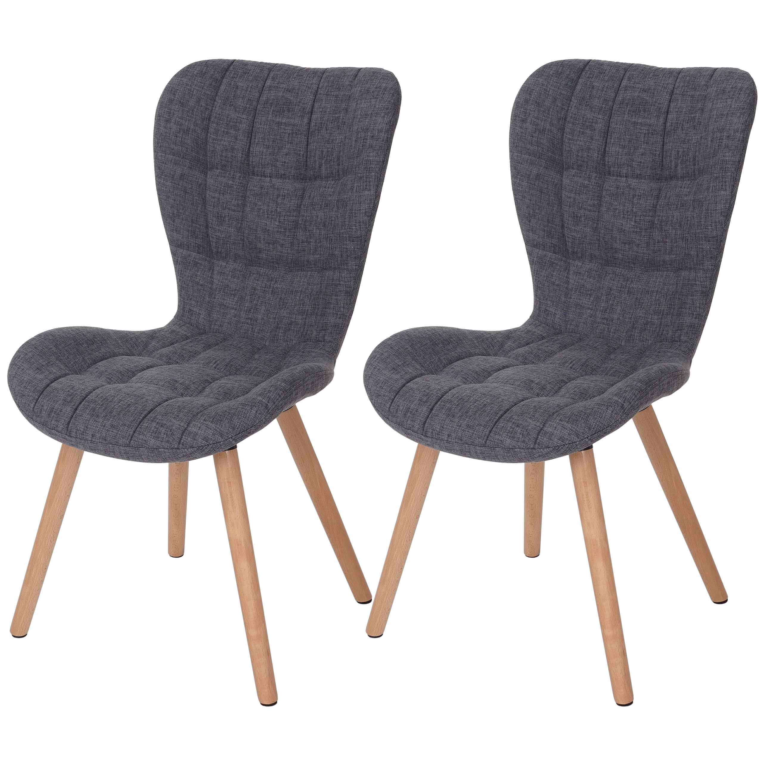 2x esszimmerstuhl hwc a87 stuhl lehnstuhl retro 50er. Black Bedroom Furniture Sets. Home Design Ideas