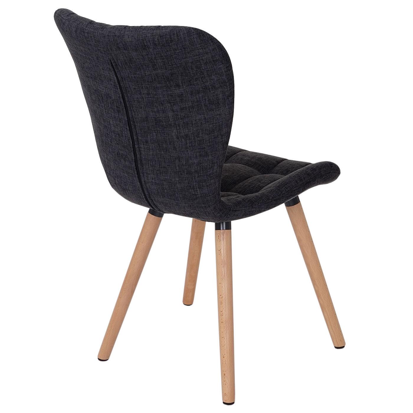 2x esszimmerstuhl hwc a87 stuhl lehnstuhl retro 50er for Stuhl designgeschichte