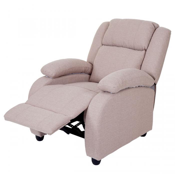 fernsehsessel lincoln relaxsessel liege sessel textil. Black Bedroom Furniture Sets. Home Design Ideas