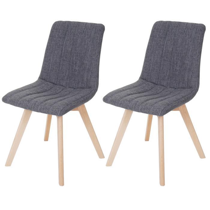 2x esszimmerstuhl stuhl lehnstuhl retro 50er jahre for Designer stuhl grau