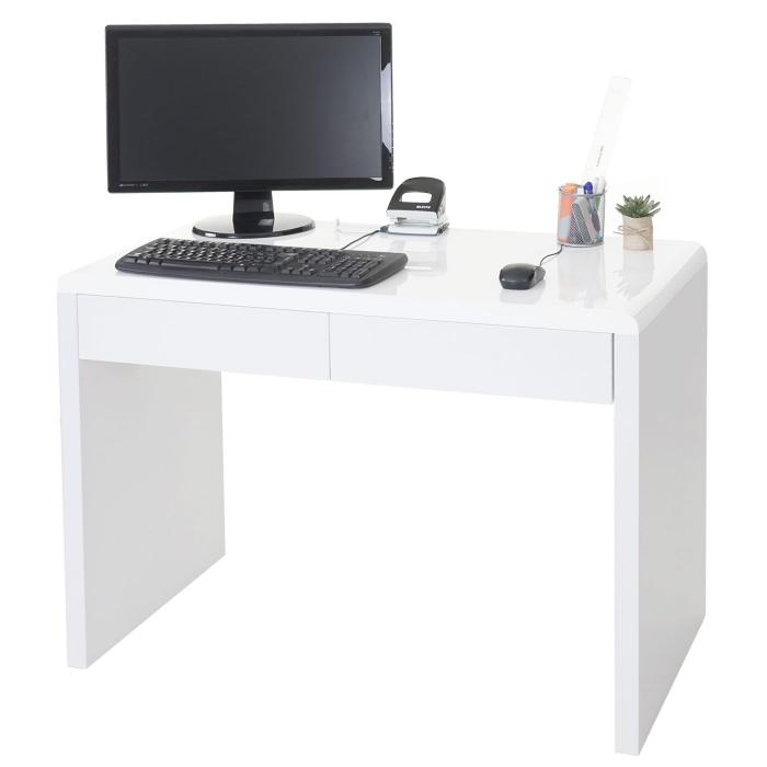 B-Ware (Macken)   Design Schreibtisch Edmonton, Bürotisch ...