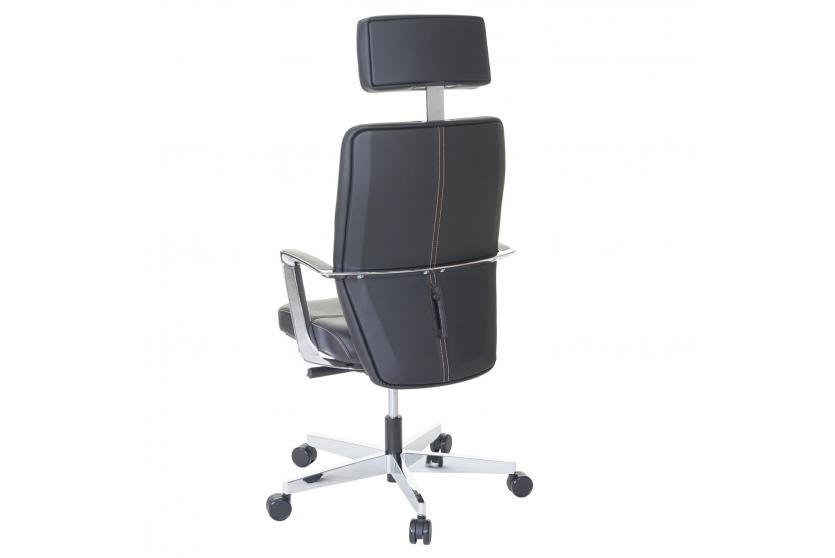 b rostuhl merryfair luton schreibtischstuhl sliding funktion leder iso9001 130kg belastbar. Black Bedroom Furniture Sets. Home Design Ideas
