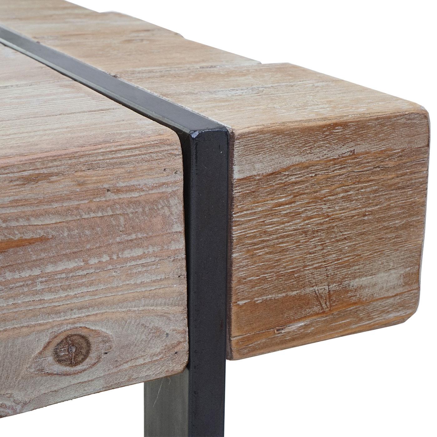 Esszimmertisch HWC A15, Esstisch Tisch, Tanne Holz rustikal