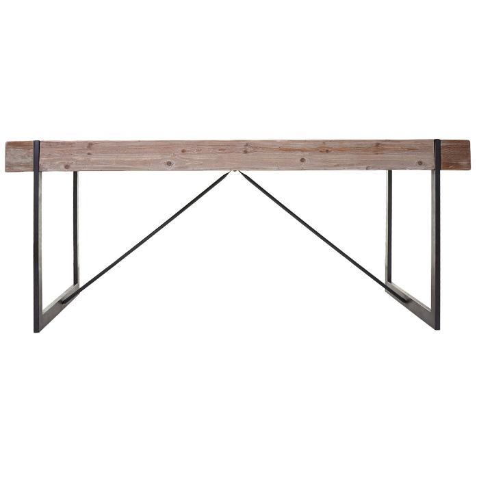 esszimmertisch hwc a15 esstisch tisch tanne holz rustikal massiv 200x90cm. Black Bedroom Furniture Sets. Home Design Ideas