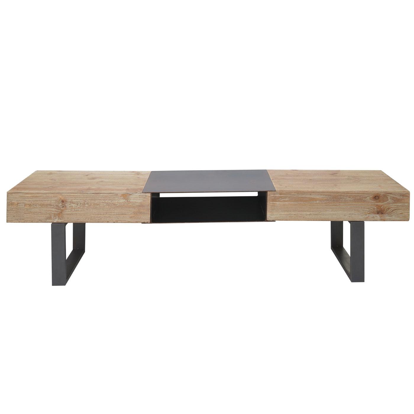 tv rack hwc a15 fernsehtisch tanne holz rustikal massiv. Black Bedroom Furniture Sets. Home Design Ideas