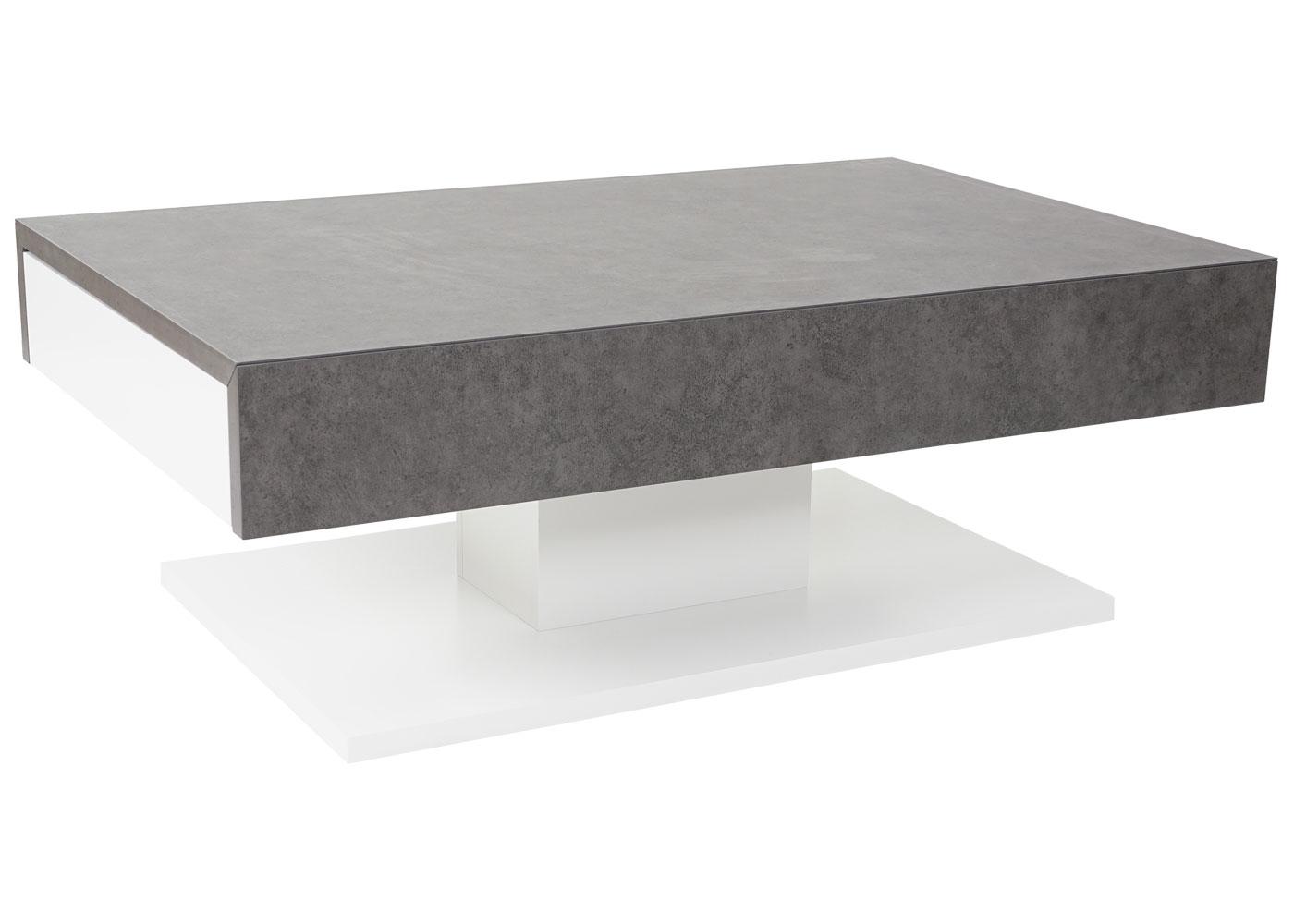 mca couchtisch hwc a26 wohnzimmertisch beton optik