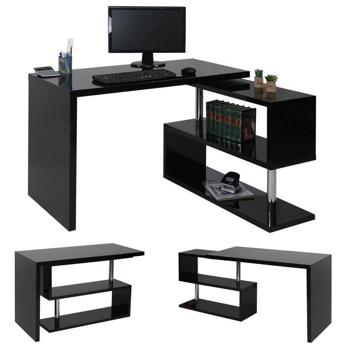 design eckschreibtisch hwc a68 b rotisch schreibtisch. Black Bedroom Furniture Sets. Home Design Ideas