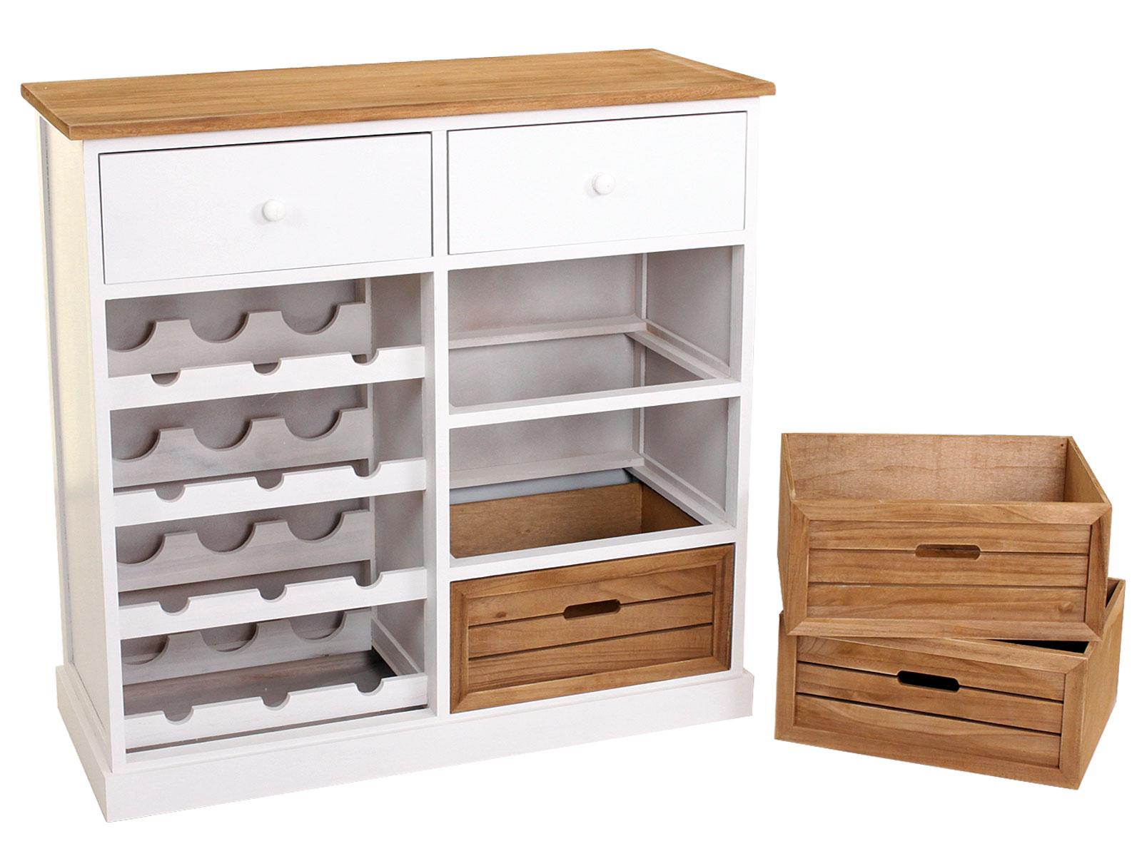 weinregal hwc b96 kommode flaschenregal f r 12 flaschen. Black Bedroom Furniture Sets. Home Design Ideas