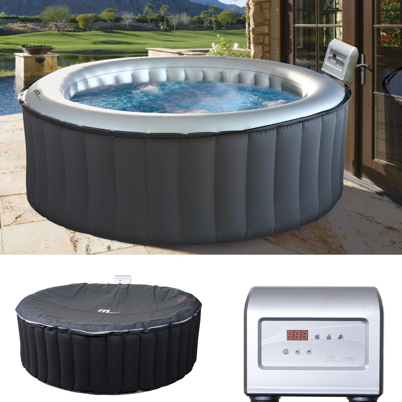 whirlpool mspa hwc a62 6 personen in outdoor heizbar aufblasbar 204cm fi schalter. Black Bedroom Furniture Sets. Home Design Ideas