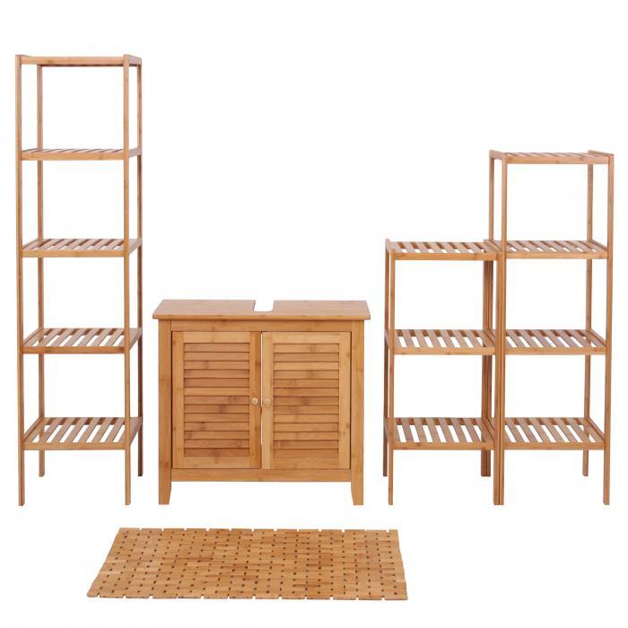 badezimmerset hwc b18 komplett badezimmer badm bel badset. Black Bedroom Furniture Sets. Home Design Ideas