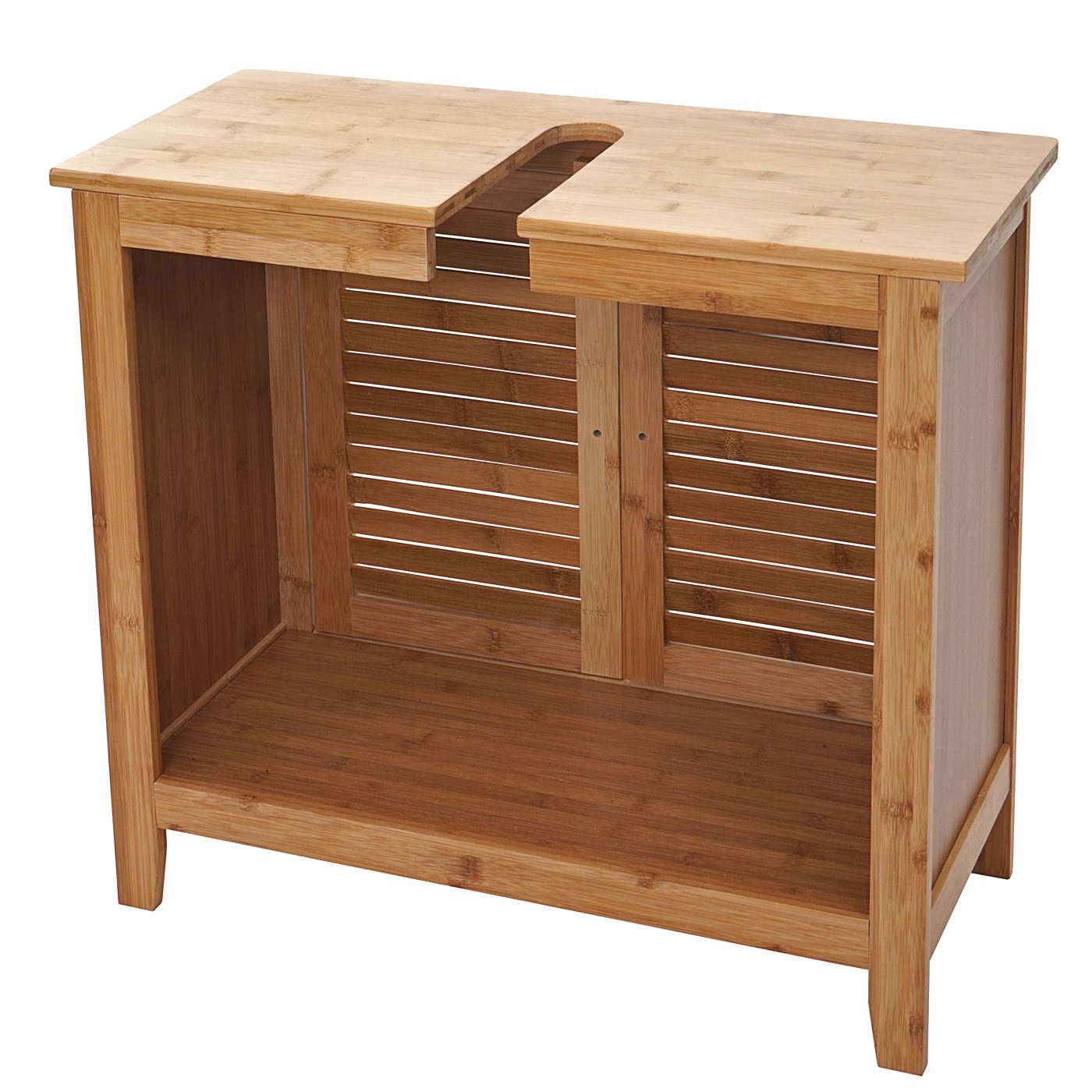 defekte ware waschbeckenunterschrank hwc b18 badezimmer. Black Bedroom Furniture Sets. Home Design Ideas