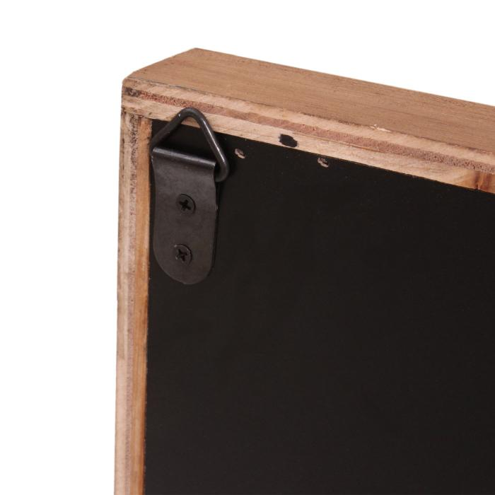 led holzschild mit beleuchtung leuchtbild wandbild. Black Bedroom Furniture Sets. Home Design Ideas