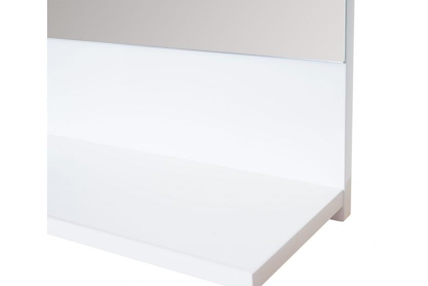 wandspiegel mit ablage hwc b19 badspiegel badezimmer. Black Bedroom Furniture Sets. Home Design Ideas