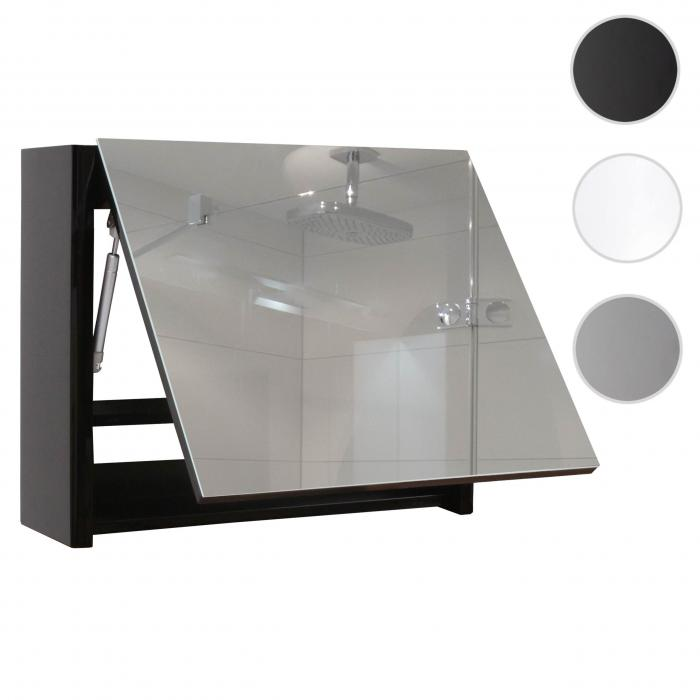 Spiegelschrank hwc b19 wandspiegel badspiegel badezimmer for Wandspiegel badspiegel