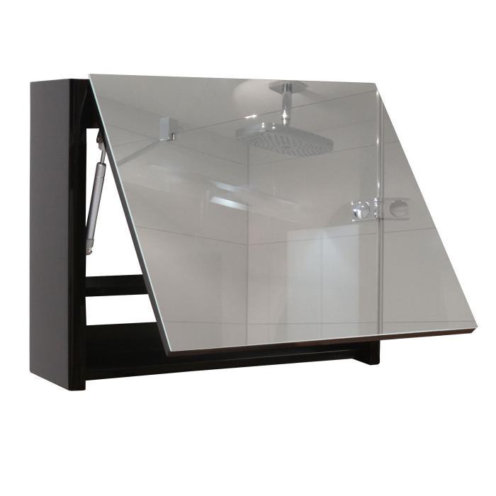 Spiegelschrank HWC-B19, Wandspiegel Badspiegel Badezimmer ...