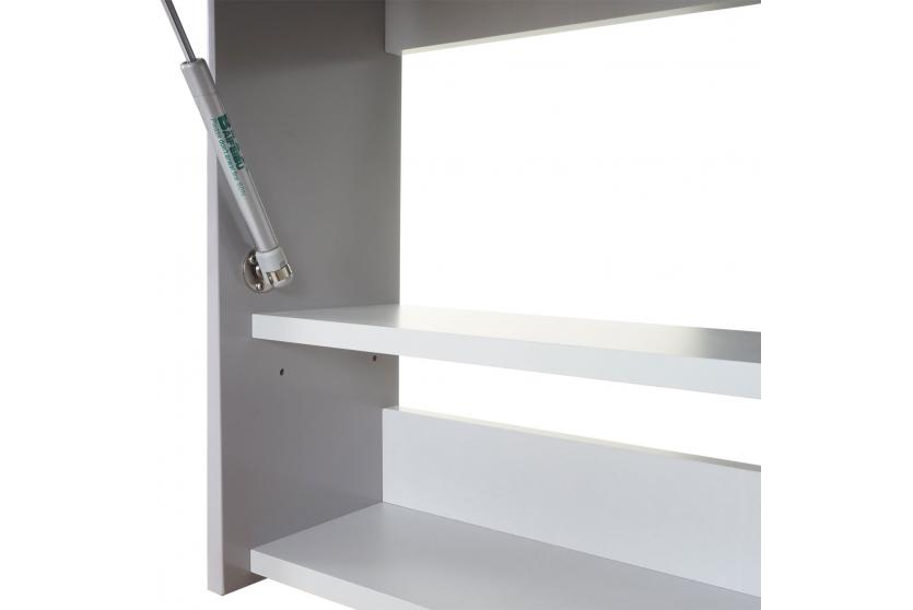 Spiegelschrank hwc b19 wandspiegel badspiegel badezimmer for Badezimmer garnituren