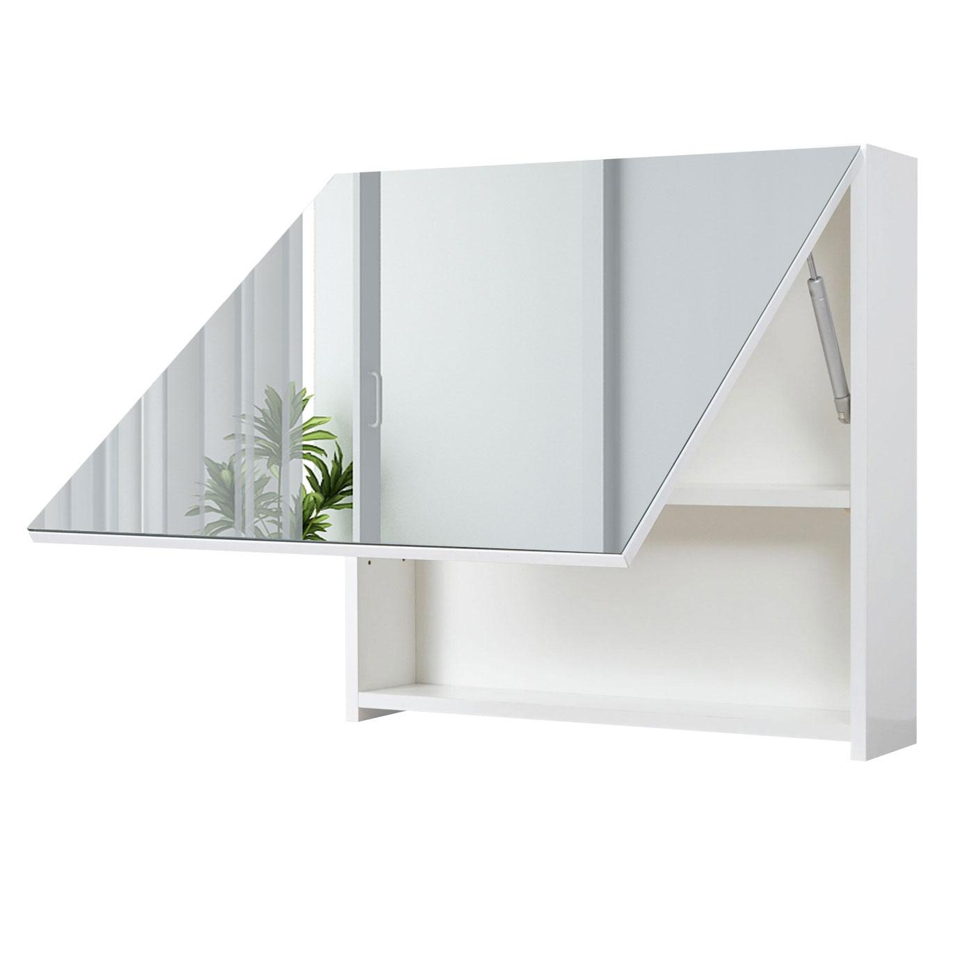 Spiegelschrank hwc c11 wandspiegel badspiegel badezimmer for Wandspiegel badspiegel