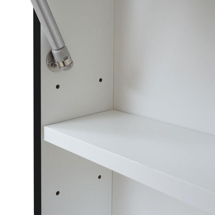 spiegelschrank hwc c11 wandspiegel badspiegel badezimmer. Black Bedroom Furniture Sets. Home Design Ideas