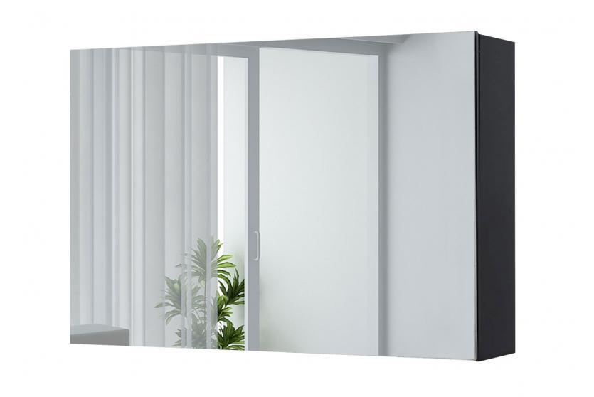 Spiegelschrank hwc c11 wandspiegel badspiegel badezimmer for Badezimmer garnituren