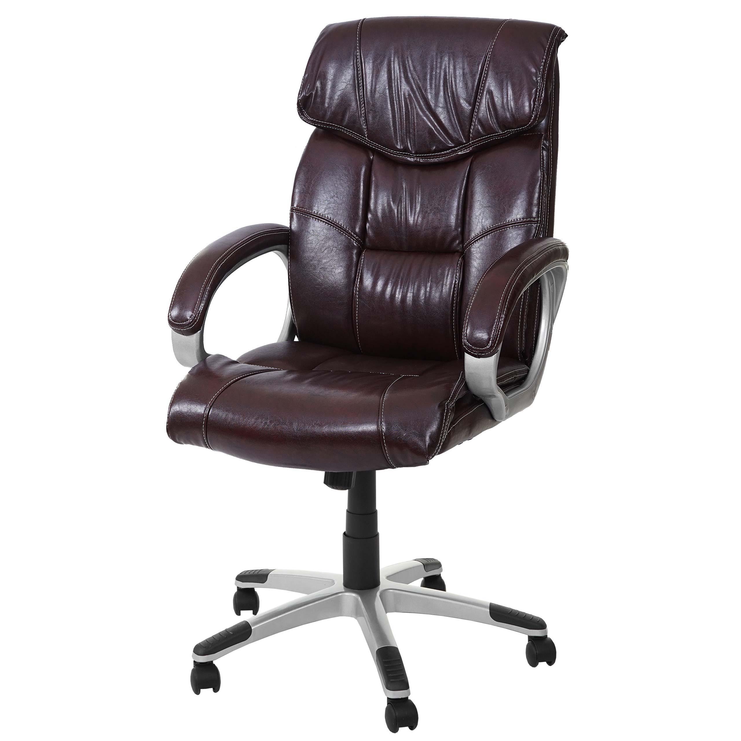 b rostuhl hwc a71 drehstuhl kunstleder opt heiz und massagefunktion ebay. Black Bedroom Furniture Sets. Home Design Ideas
