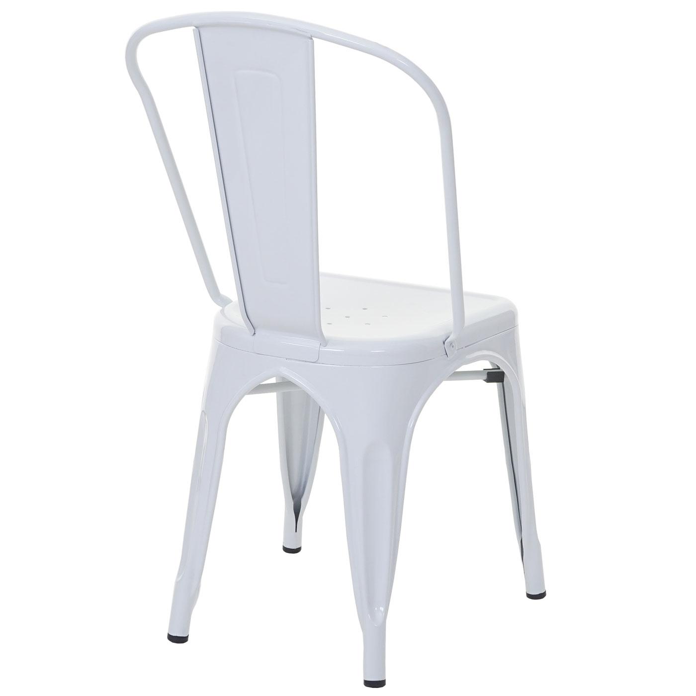 Stapelstuhl hwc a73 bistrostuhl stuhl metall for Stuhl industriedesign