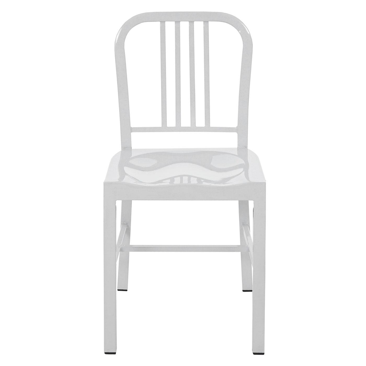 2x esszimmerstuhl mcw a73 stuhl lehnstuhl metall for Stuhl industriedesign