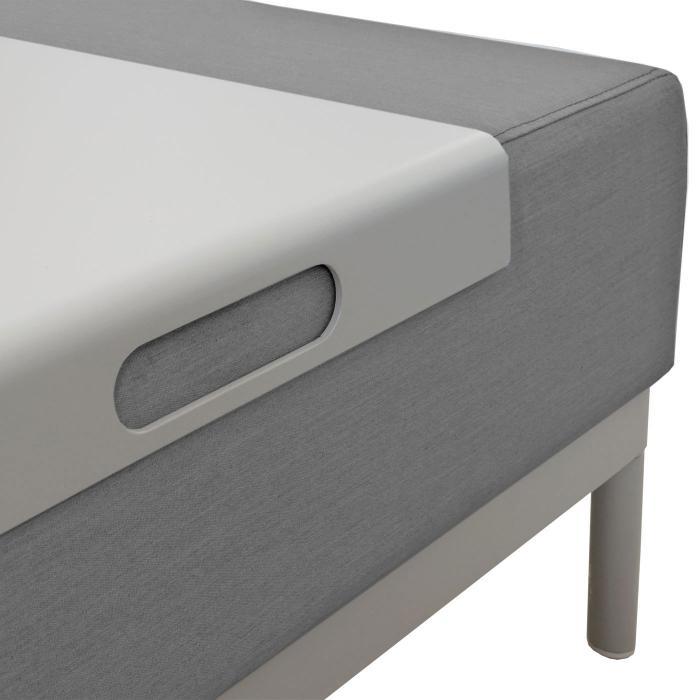 ecksofa hwc c47 sofa loungesofa couch textil indoor wasserabweisend grau mit ablage. Black Bedroom Furniture Sets. Home Design Ideas