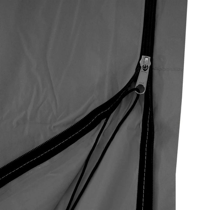 Abdeckhülle HWC für Ampelschirm bis 3,5 m Schutzhülle Cover bordeaux