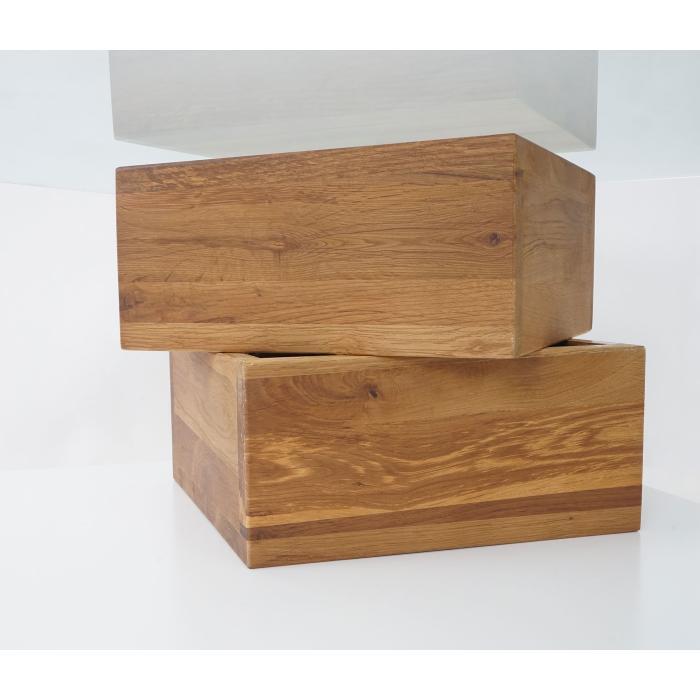 mca couchtisch hl design amadeo wohnzimmertisch wildeiche massiv 40x80x80cm wei. Black Bedroom Furniture Sets. Home Design Ideas