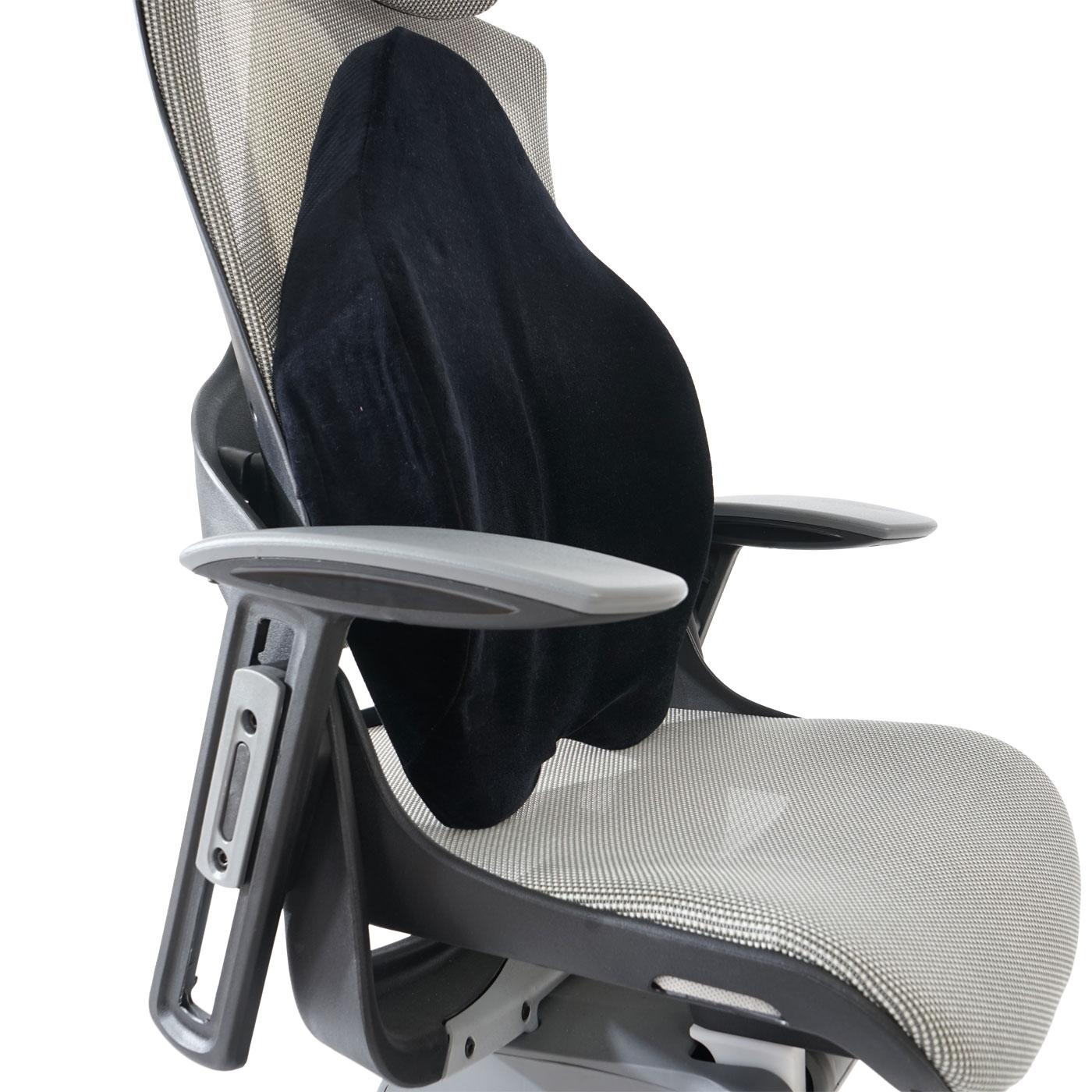 Cuscino schienale lombare per poltrone da ufficio 7 - Coussin ergonomique pour chaise de bureau ...