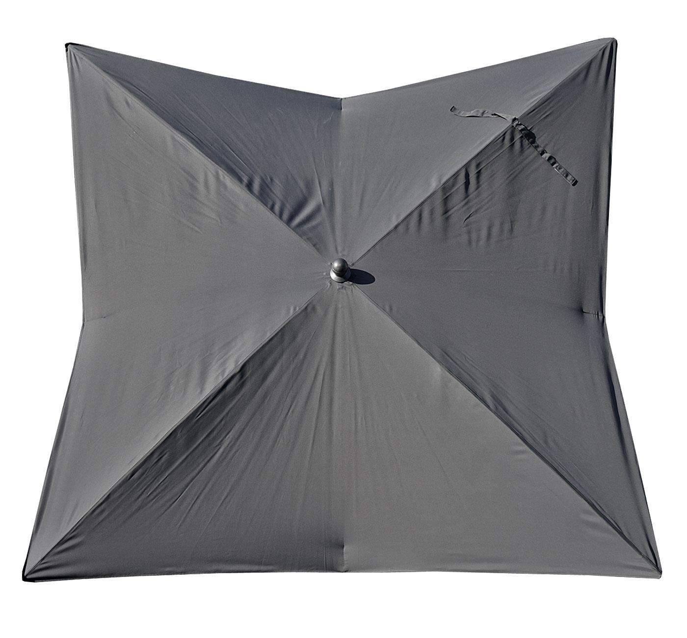 luxus sonnenschirm hwc a37 marktschirm gartenschirm 3x3m 4 24m polyester alu 10kg. Black Bedroom Furniture Sets. Home Design Ideas