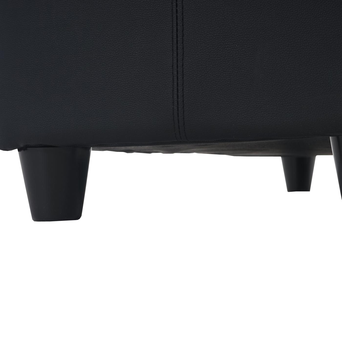 Sitzbank Kriens: Detailbild Füße
