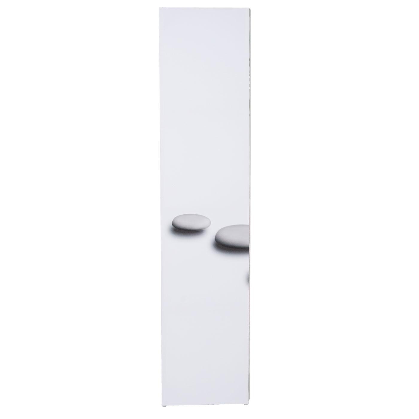 Paravent Raumteiler Motiv Kho Samui 180x120cm zusammengeklappt