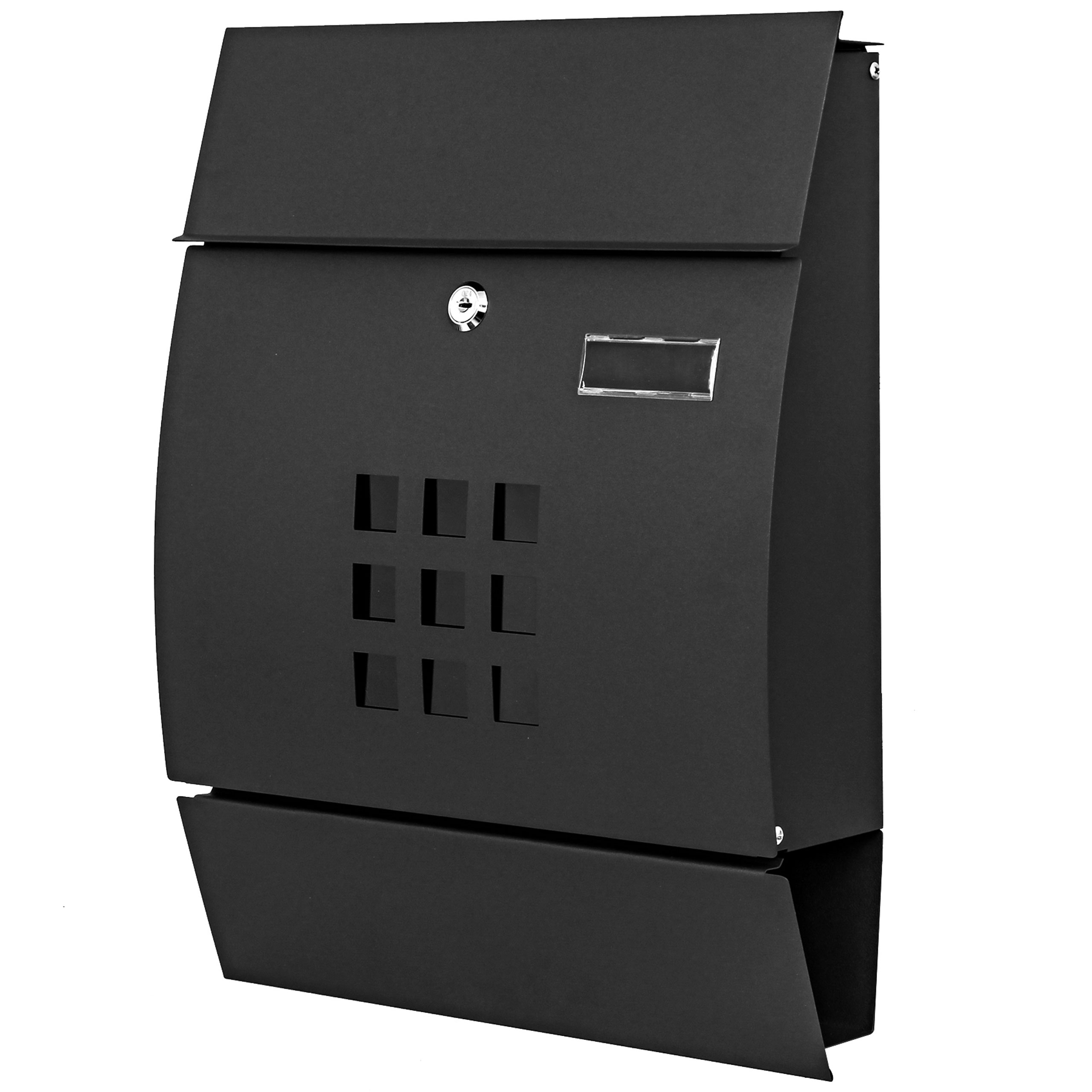 briefkasten hwc b32 wandbriefkasten postkasten. Black Bedroom Furniture Sets. Home Design Ideas