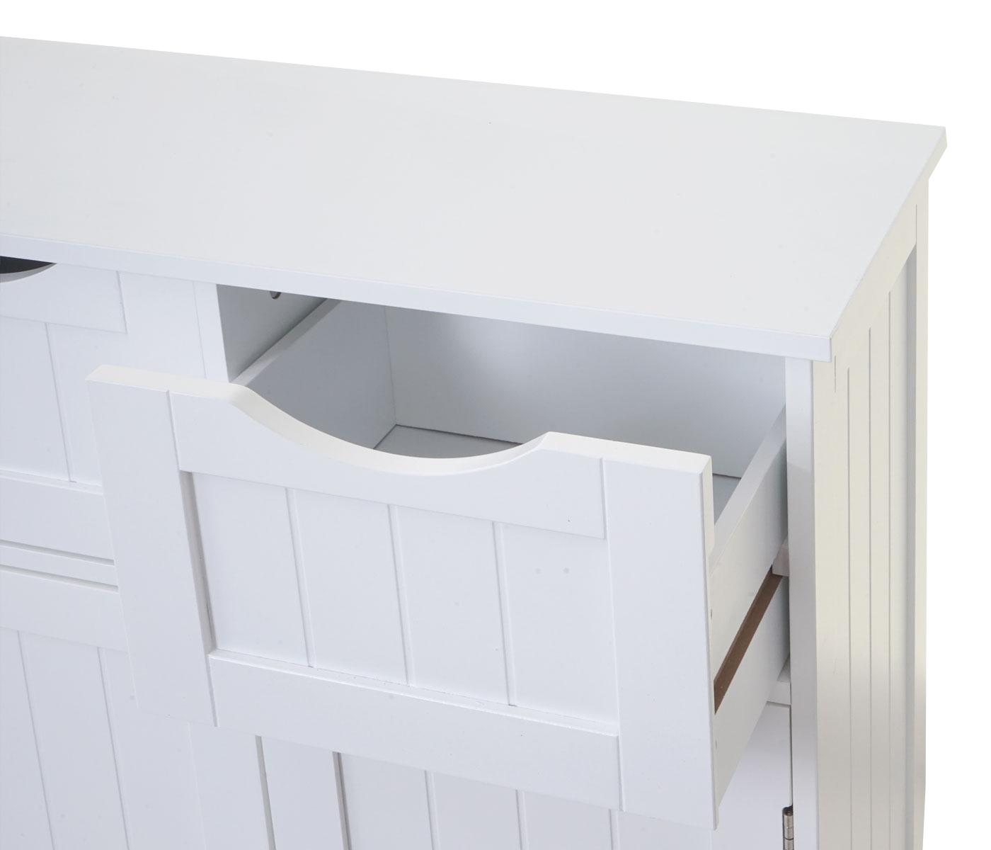 Kommode HWC-B65 Detail Schublade offen