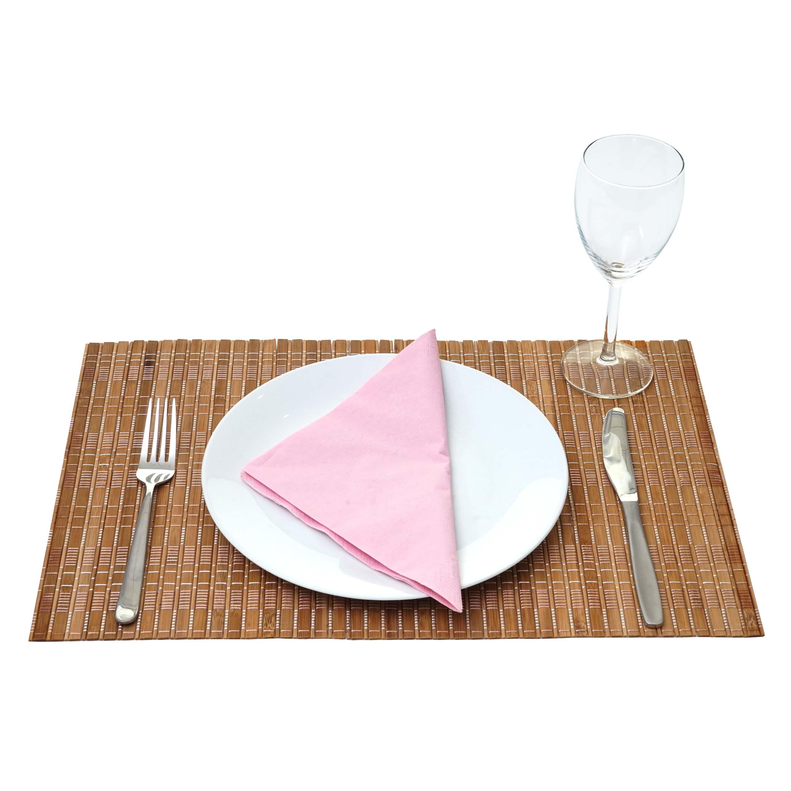6-teiliges Tischset HWC-C13