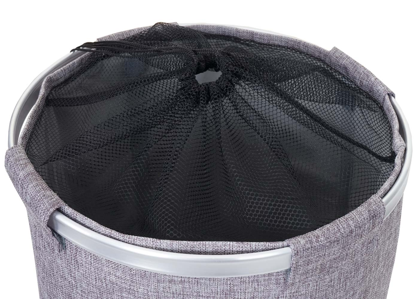 Netz geschlossen Wäschesammler HWC-C34
