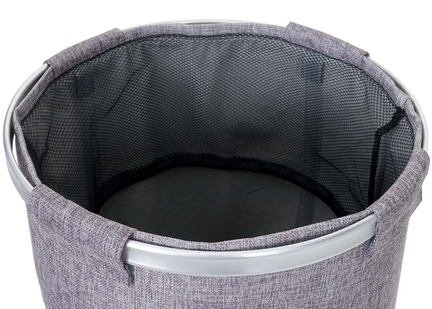 Netz offen Wäschesammler HWC-C34