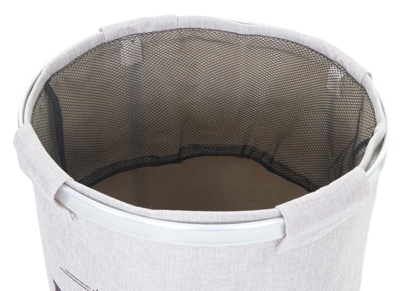 Netz geöffnet Wäschesammler HWC-C34