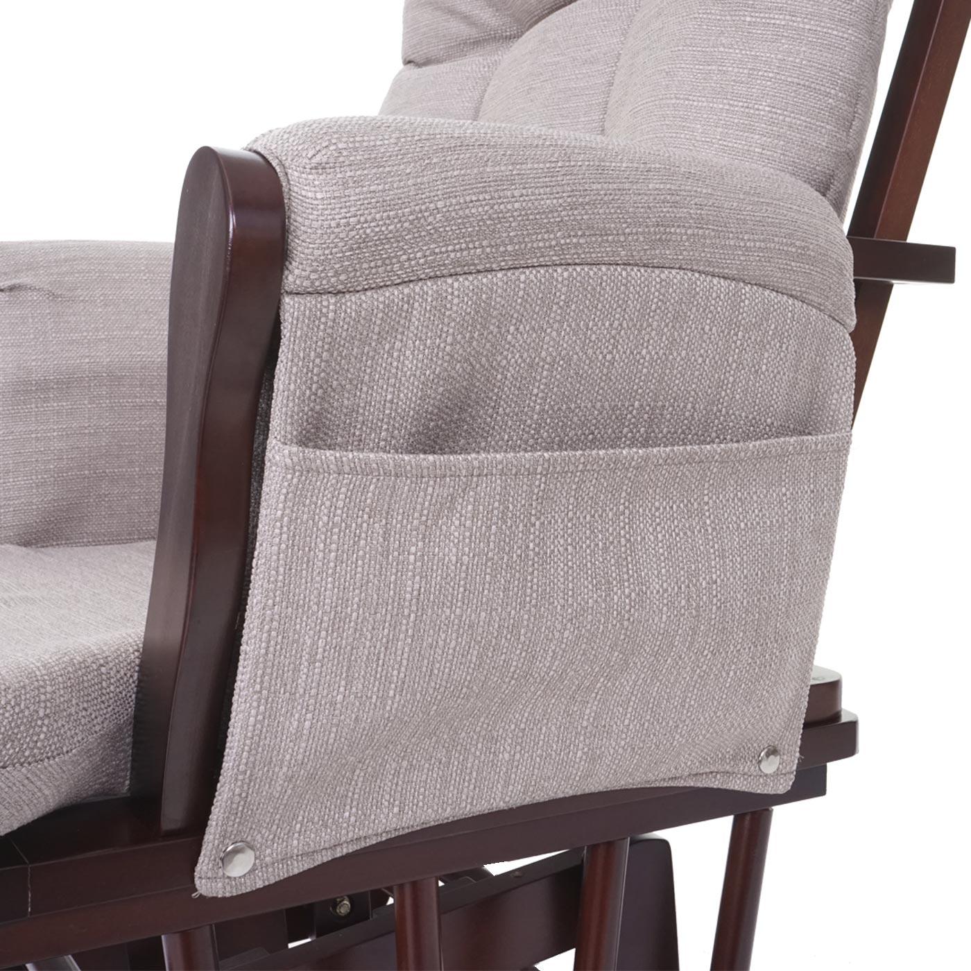 Relaxsessel HWC-C76 Detailansicht Tasche