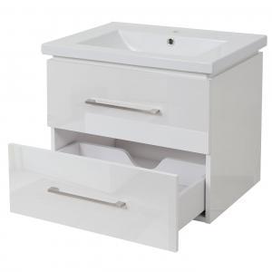 premium waschbecken unterschrank hwc d16 30mm waschbecken waschtisch badezimmer schubladen. Black Bedroom Furniture Sets. Home Design Ideas