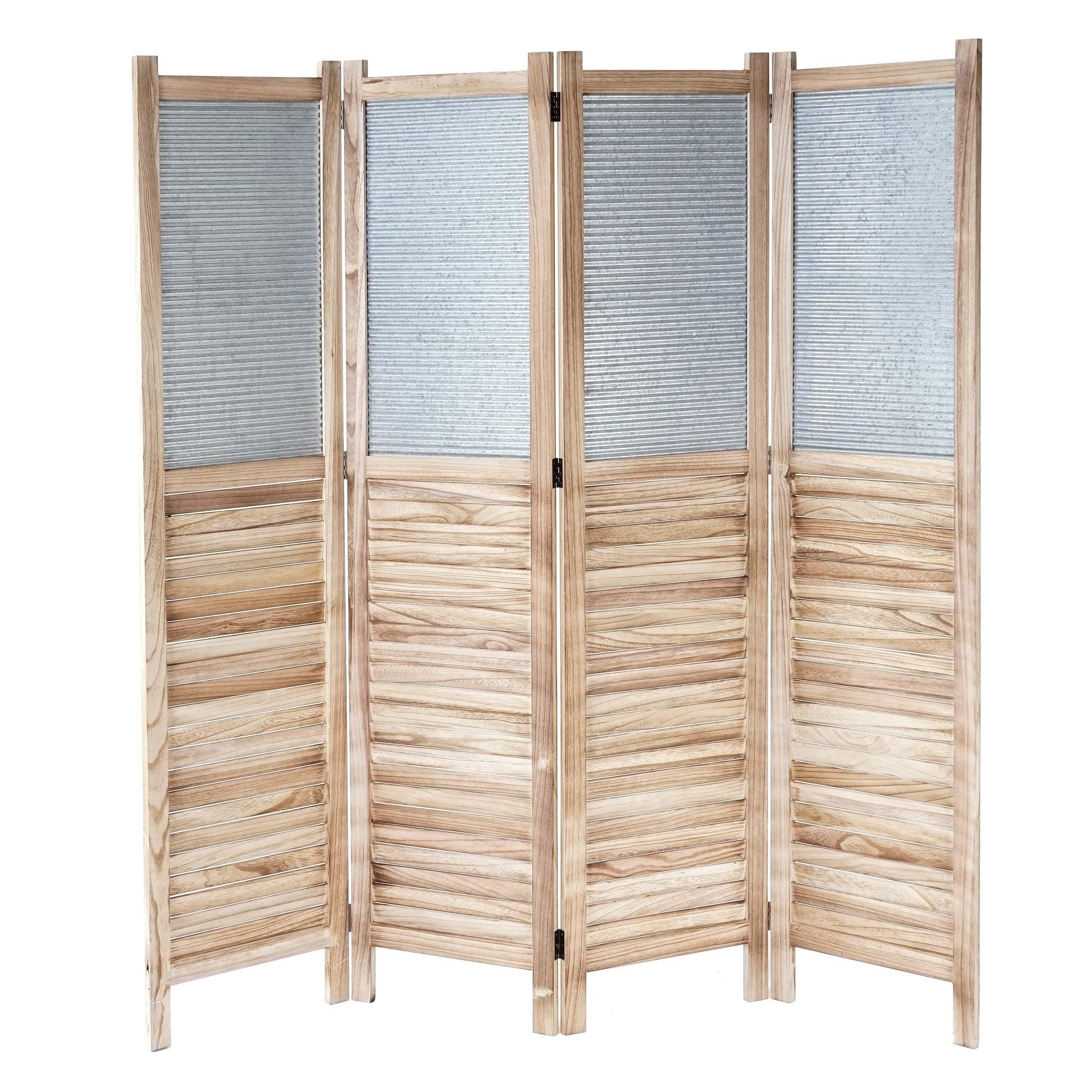 Paravent Hwc D27 Raumteiler Trennwand Spanische Wand Sichtschutz