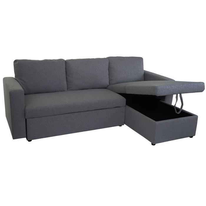 Schlafsofa hwc d92 couch ecksofa sofa schlaffunktion for Sofa ohne kissen