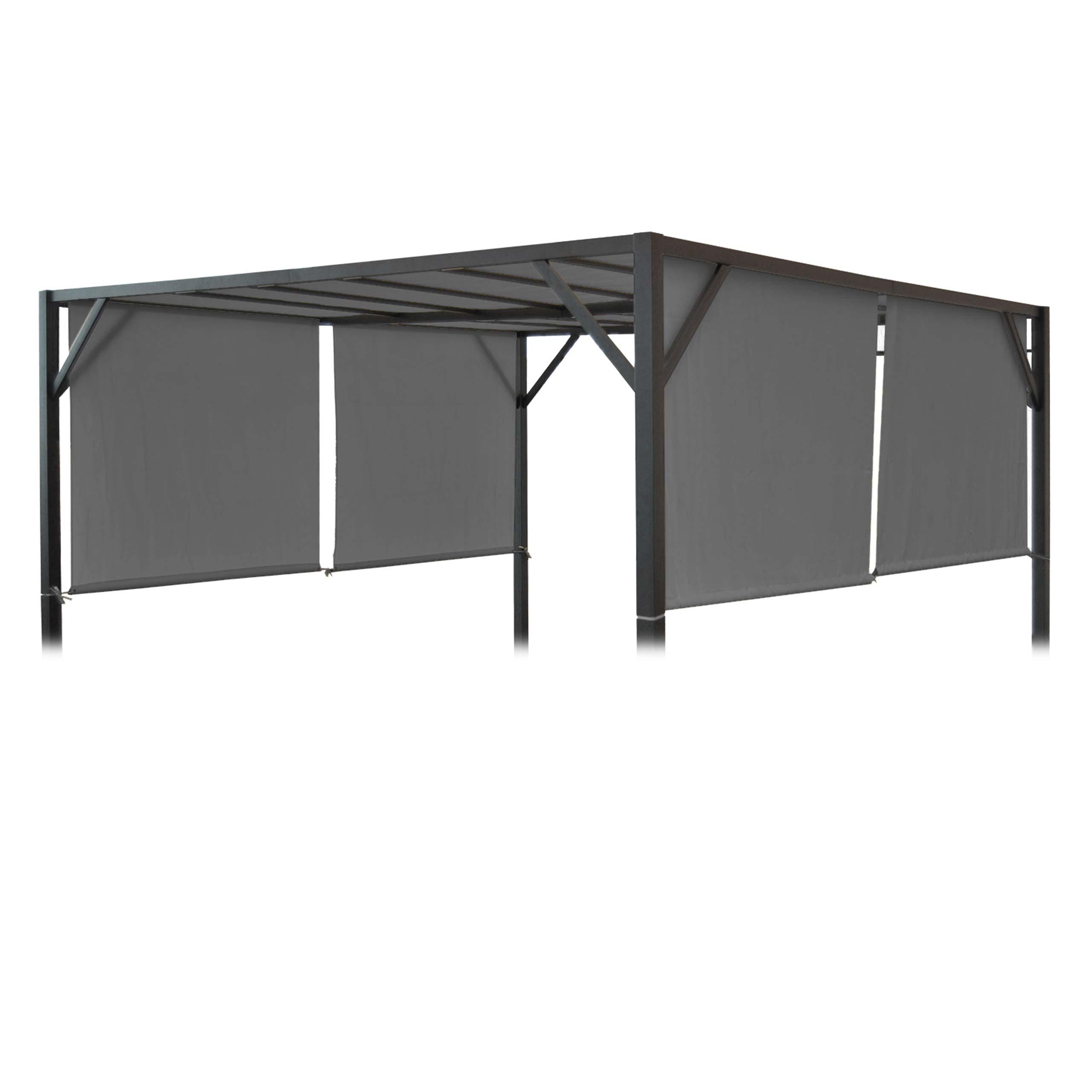 Ersatzbezug für Dach Pergola Pavillon Baia