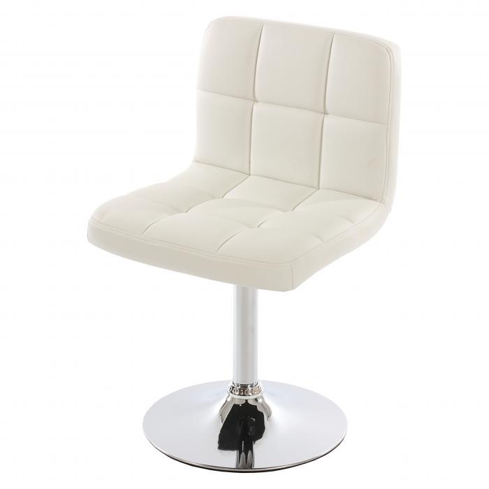 6x esszimmerstuhl drehstuhl stuhl kavala kunstleder chrom for Esszimmerstuhl drehstuhl