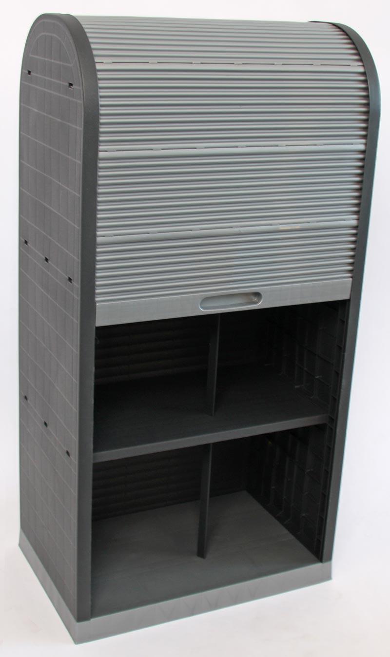 Universal Kunststoff Rollladenschrank Büro Jalousie Schrank ...