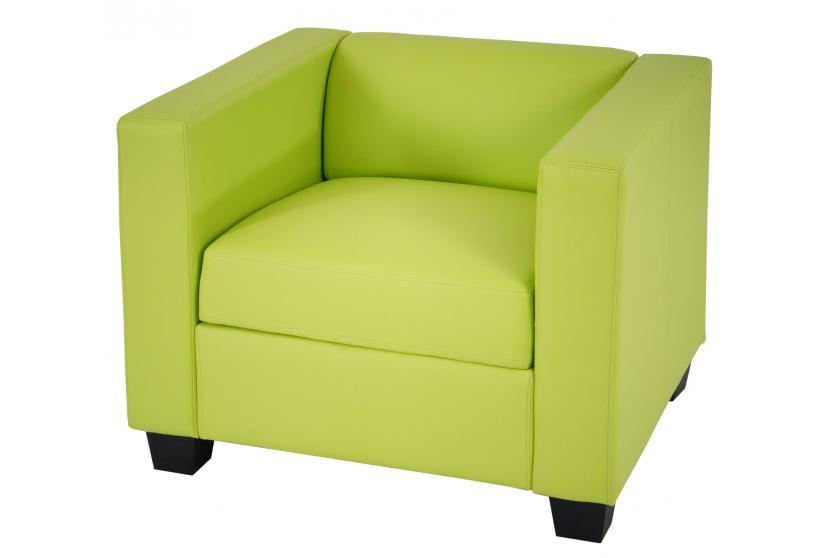 sofagarnit ur loungesofa sessel 2er sofa 3er sofa lille kunstleder hellgr n ebay