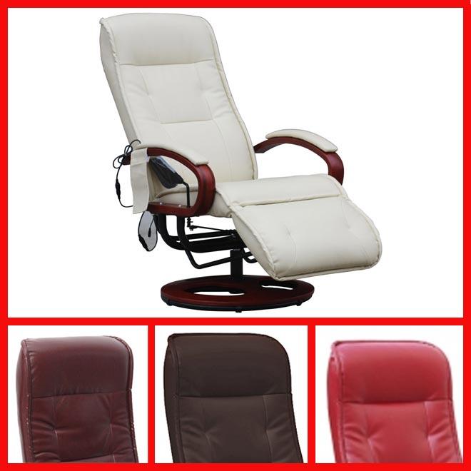 Mendler Relaxliege Relaxsessel ARLES II MIT Massage ~ Variantenangebot 8434